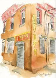 philadelphia buildings bars restaurants philly pa front