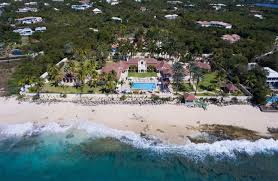 hurricane irma just slammed into trump u0027s caribbean estate and