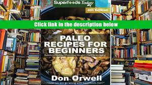 popular book paleo recipes for beginners 210 recipes of quick