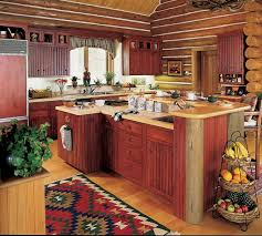 red country kitchen decorating ideas interior design