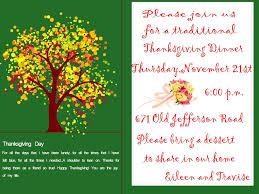 thanksgiving potluck invitation invitation design images gallery category page 116 designtos com
