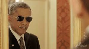 Obama Sunglasses Meme - barack obama sunglasses gif find share on giphy