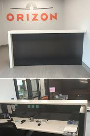 www corian it simple clean modern line in this reception desk it has a corian