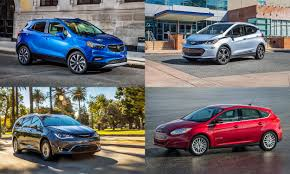 compact cars most fuel efficient american cars autonxt