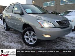 lexus rx 350 used engine used gold 2008 lexus rx 350 4wd premium package review medicine