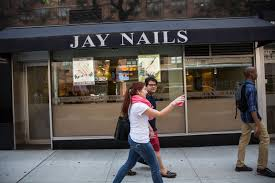 afternoon bulletin nail salons sue cuomo baruch students face
