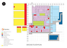 Laboratory Floor Plan Nahfcs Laboratory Complex U2022 Project List U2022 Projects U2022 Studio Blue
