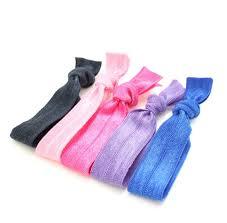 hair elastics satin ribbons a healthier alternative to hair elastics