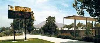 rubidoux high school yearbook rubidoux high school class reunion websites