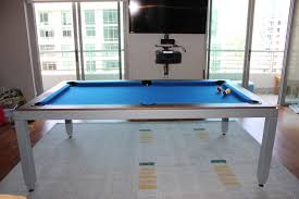 Pool Table Dining Table by Pool Table Or Dining Table It U0027s Both Dk Billiards Pool Table