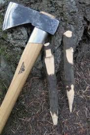 Handmade Swedish Axe - survival gear review gransfors bruks outdoor axe