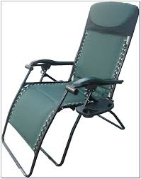 Zero Gravity Chair Table Timber Ridge Zero Gravity Chair With Side Table Lounger Recliner