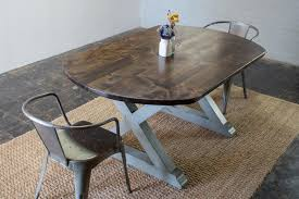 riverside trestle table old farm style trestle table and chairs