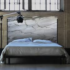 wh ore haus marble headboard bed jay jeffers the store jay