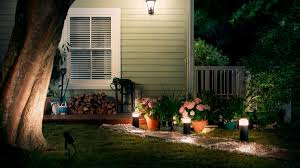 what is the best solar lighting for outside want smarter outdoor lighting at home here are your options