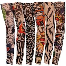 design a tattoo sleeve promotion shop for promotional design a