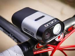 fly bike light camera fly12 cycling front light and video camera launches on kickstarter