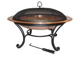 Copper Firepit Copper Pit Bowl