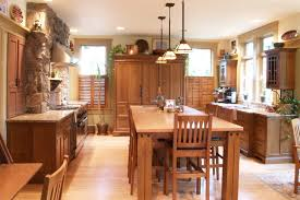 mission kitchen island mission style kitchen houzz