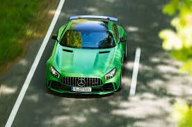 mercedes green 2018 mercedes amg gt r look review motor trend