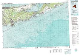 Map Of Long Island New York by New York Topo Maps Topographic Maps 1 100 000
