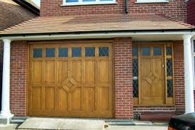 wood garage door design decorating door ideas design throughout