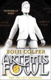 artemis fowl and the last guardian amazon co uk eoin colfer