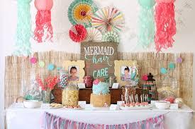 mermaid birthday party mermaid birthday party elevate everyday