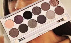 Makeup Mua efflorescence palette from mua makeup academy review