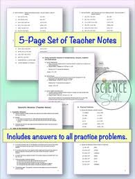 scientific notation powerpoint bundle by amy brown science tpt