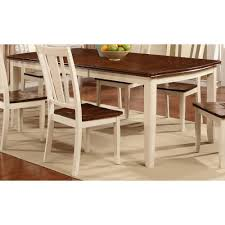white cherry dining table dover collection rc willey white cherry dining table dover collection rc willey furniture store