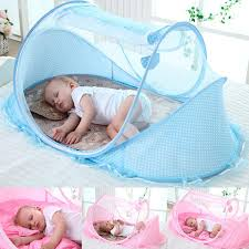 Georgia travel bed for toddler images New baby crib 0 3 years baby bedding mosquito net portable jpg