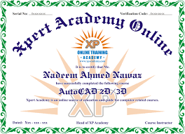 xpacademy com xpacademy certificate