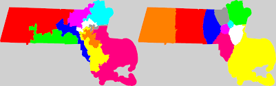 Ma Map Massachusetts Redistricting
