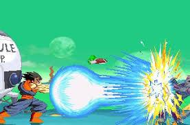 hyper dragon ball dbz game
