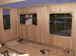 Rv Slide Out Awning Reviews How This Man Built His Own Diy Rv Slide Out Luan Plywood