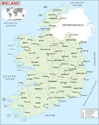 Map Ireland Maps Of Ireland Bizbilla Com