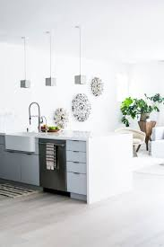 interior kitchen los angeles california duplex decoration using