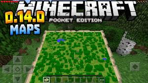 Mpce Maps Maps In Mcpe 0 14 0 Beta Build Gameplay Minecraft Pe