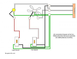 how to wire a ceiling fan with two switches diagrams unique wiring a