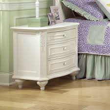 legacy classic kids enchantment nightstand in antique off white
