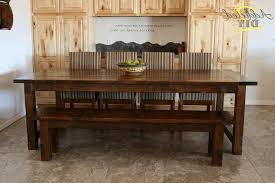 build a dining room table large dark brown wooden display cabinet