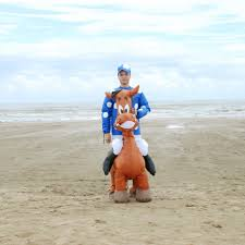 Horse Jockey Halloween Costume Costume Horse Picture Detailed Picture Halloween