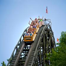 the ride of a lifetime a history of roller coasters american