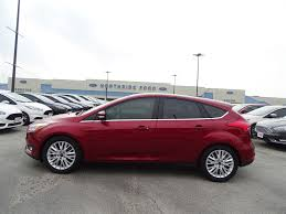 new 2017 ford focus titanium hatchback in san antonio 244409