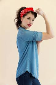 best 25 rosie the riveter costume ideas on pinterest rosie the