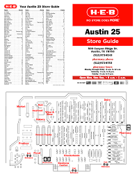 fyi heb has maps of the store layouts available for every