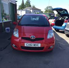 toyota yaris 1 0 t spirit vvt i 3dr manual for sale in wirral
