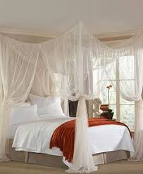 Faux Canopy Bed Drape Love A Big Cosy Bed And This Bed Canopy Is Gorgeous X Beach