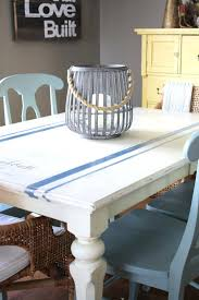 Painted Oak Dining Table And Chairs Dining Table Painted Wood Dining Table And Chairs Room Furniture